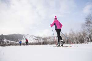 Family Nordic Skiing