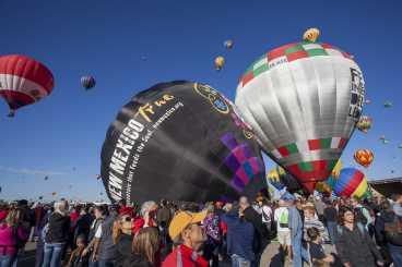Balloon Fiesta True Lee