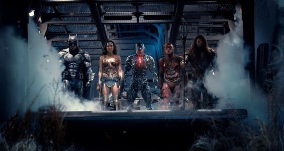 Justice League Stand United