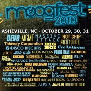 More Moogfest Lineup Additions