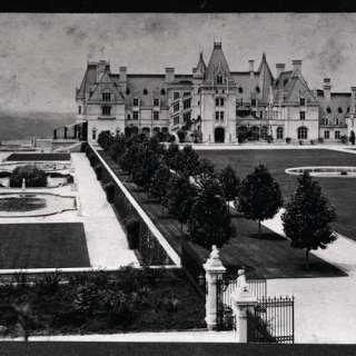 "Wall St. Journal Dubs Biltmore ""King of Castles"""