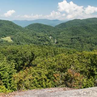 Wildcat Rock Overlook Trail