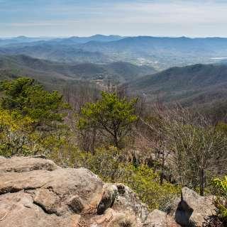 Graybeard Mountain Trail