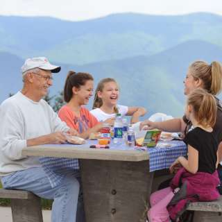 Picnic at Richland Balsam