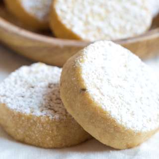 Marcona Almond Cookies #Recipe | ExploreAsheville.com