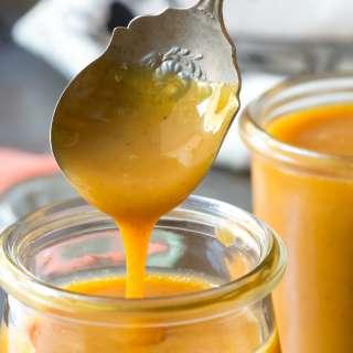 Pumpkin Spice Syrup #Recipe | ExploreAsheville.com