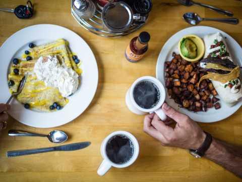 Top 8 Breakfast Spots In Asheville