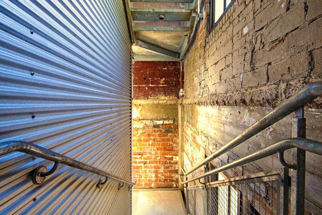 Sunset Coffee Corridor