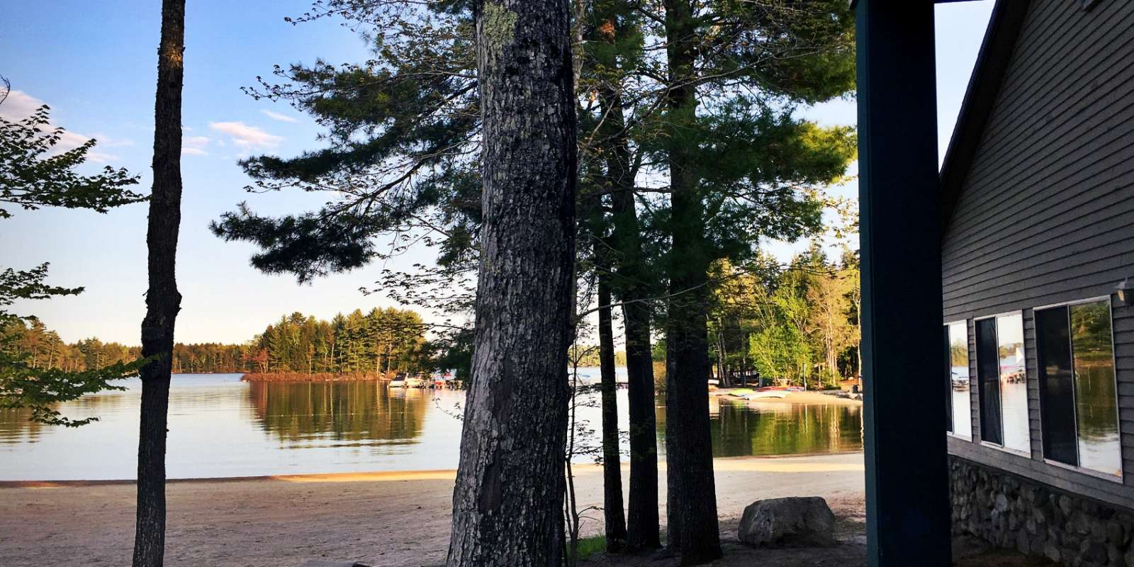 lodging - maine lakes & mountains