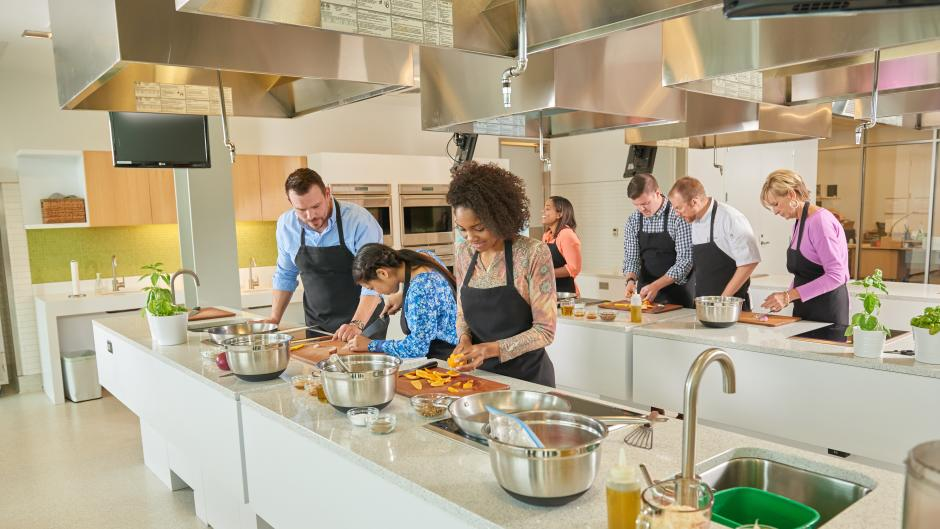 Downtown Market offers cooking classes for all ages and skill levels!