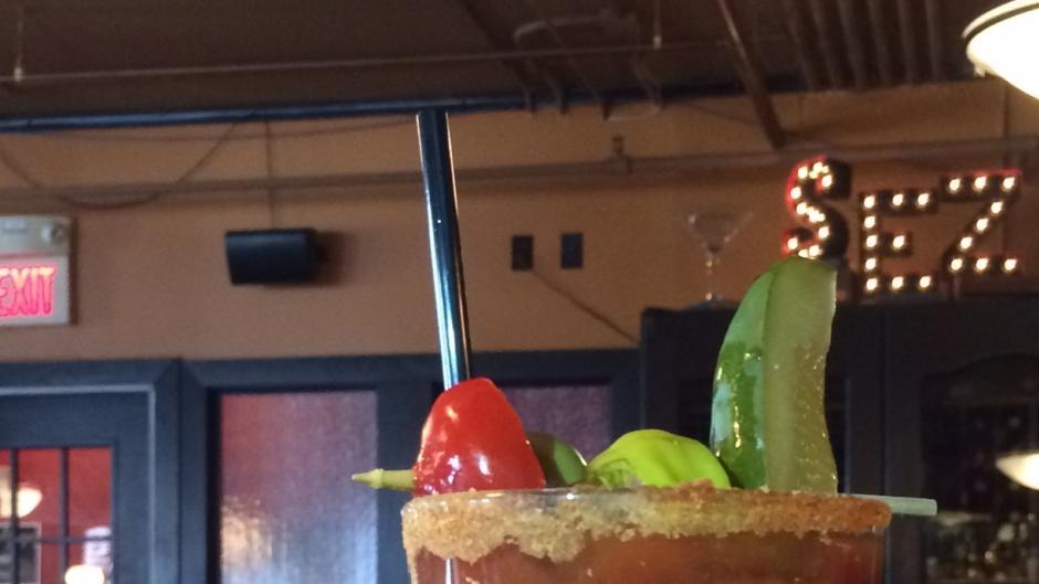 SpeakEZ Lounge Bloody Mary