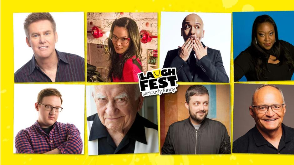 LaughFest 2019 lineup