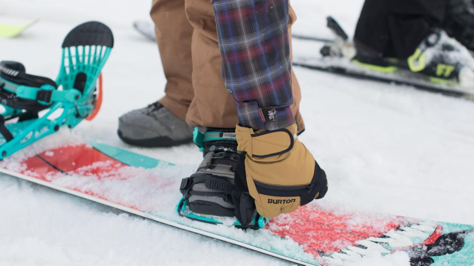 All Cannonsburg classes are taught by certified Level 1, 2, and 3 ski and snowboard instructors.