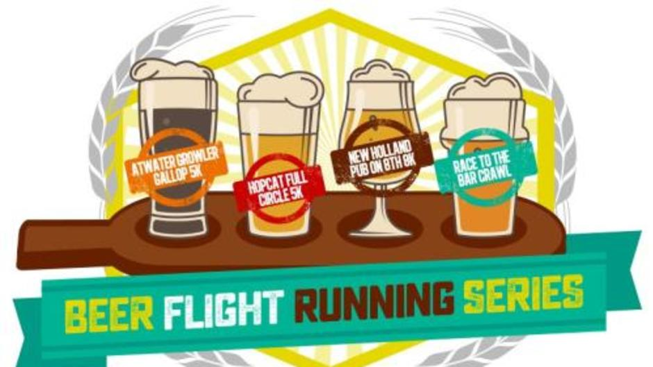 Race to the Beer Crawl 5K