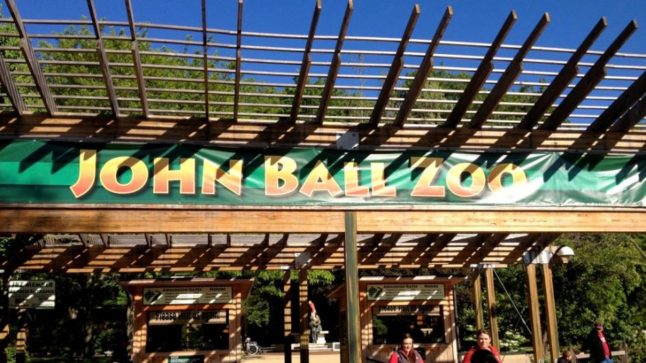 From its 600-foot Zipline and four-story Ropes Adventure course, to camel rides and toucans, John Ball Zoo provides fun for all ages.