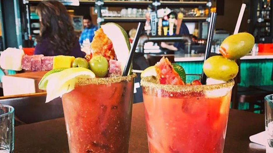 Social Kitchen and Bar Bloody Mary