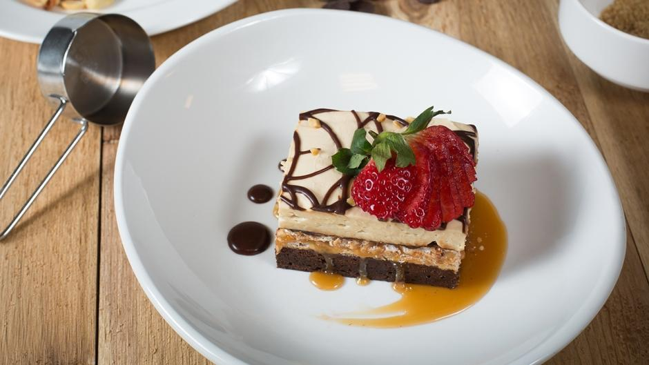 Don't forget to save room for dessert during Restaurant Week GR!