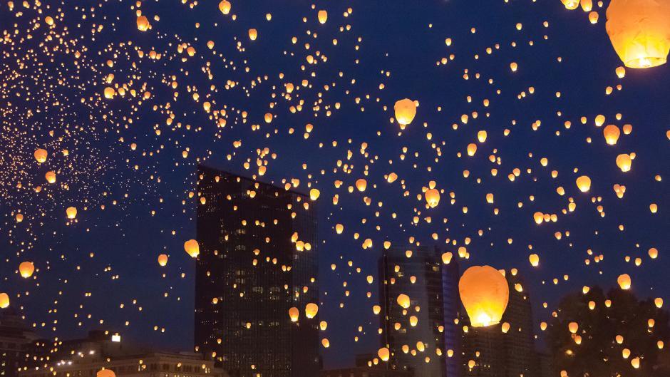 ArtPrize Lanterns