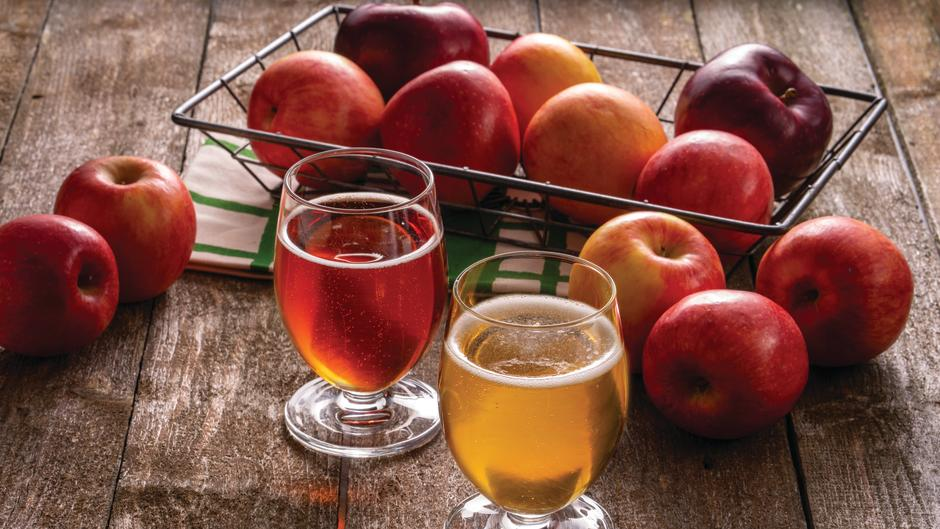 The Cider Festival is your chance to try the winning hard ciders from GLINTCAP.