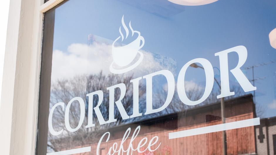 Corridor Coffee Storefront