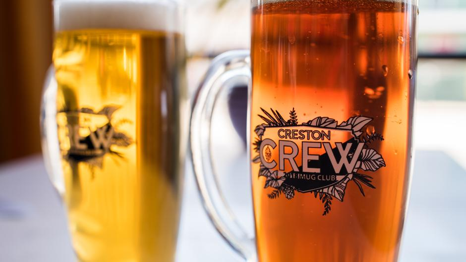 Creston Brewery, in addition to excellent beer and food, is setting an example of where craft beer can truly include their community.