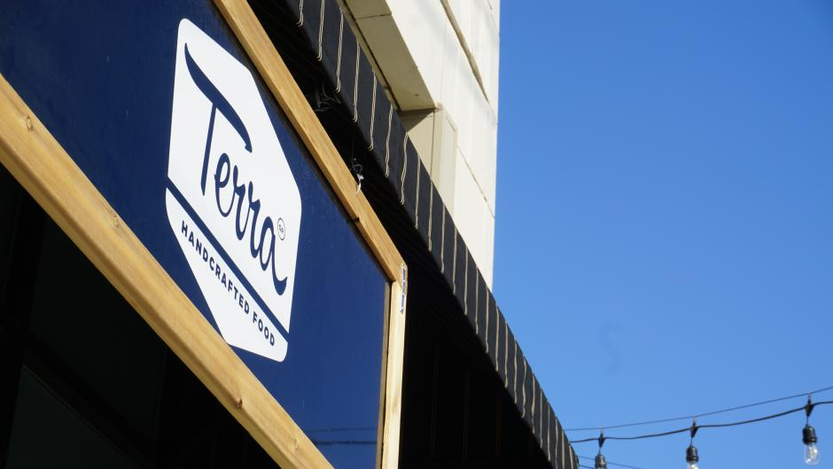 While Terra GR's menu changes seasonally, the food is locally-sourced and farm-to-table fresh year round.