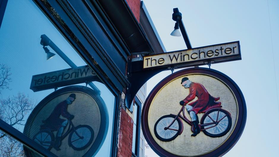 """Winchester serves up their own take on """"comfort food"""" brunch options."""