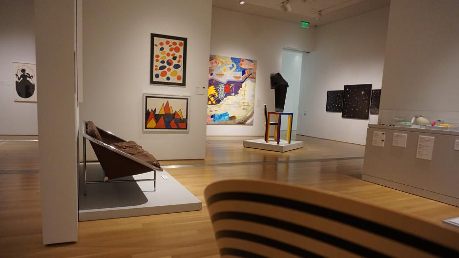 Enjoy the exhibits featured in the Grand Rapids Art Museum Gallery.