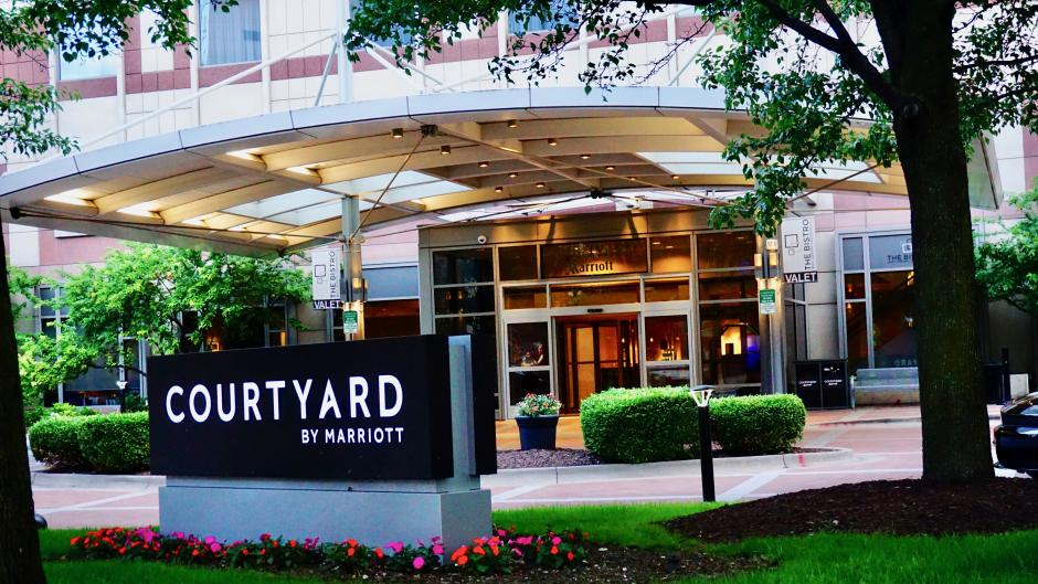 Courtyard by Marriott Hotel in Grand Rapids