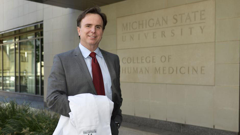 Norman J. Beauchamp Jr, MD, MHS, became dean of the Michigan State University College of Human Medicine in October 2016, and Michigan State University associate provost and assistant vice president for health affairs, February 2018.