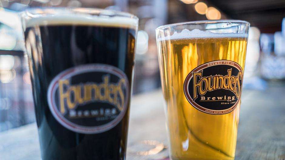"Fact: Founders Brewing Co., home to ""Hills and Stairs,"" is one of the largest craft breweries in the nation."