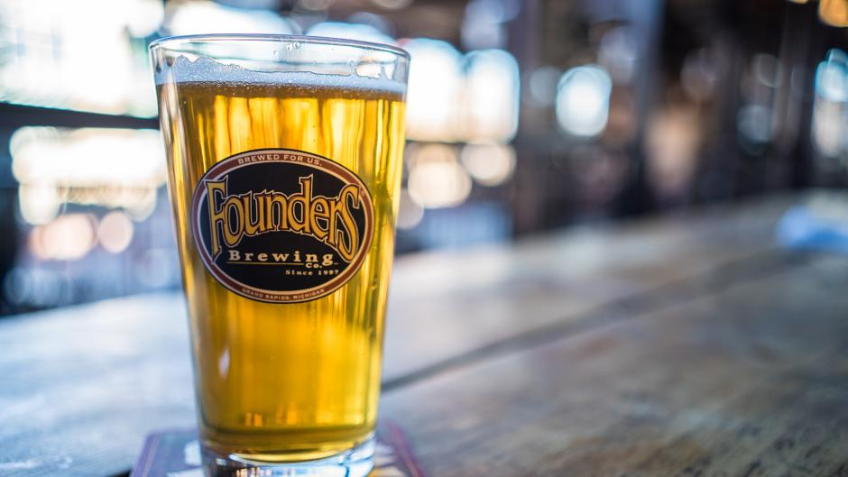 Founders' Mug Club offers several exclusive perks, including a personalized mug and discounts on beer at the brewery.