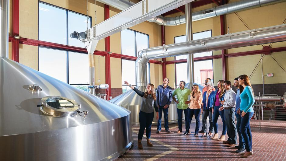 Founders Facility Tours