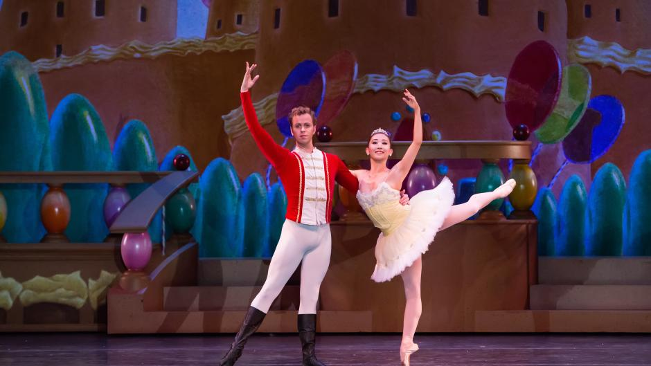 The Grand Rapids Ballet brings family-friendly shows to audiences of all ages.