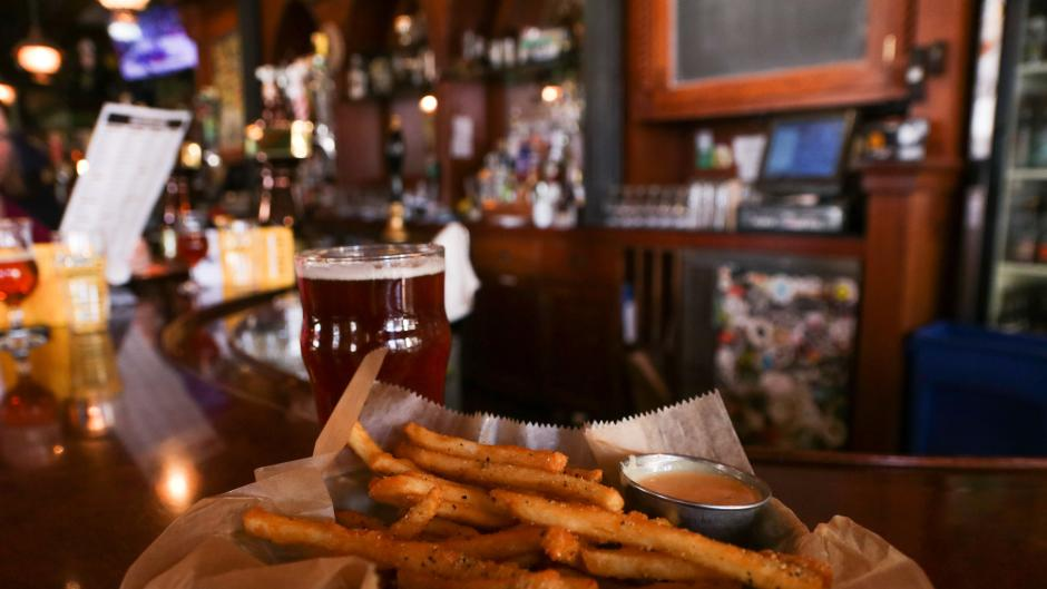 HopCat hosts events like tap takeovers and beer dinners that showcase food and beer pairings.