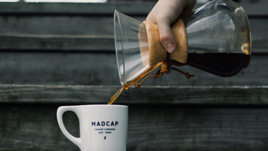 Madcap Coffee creates specialty brews and an expressive latte art in Grand Rapids.