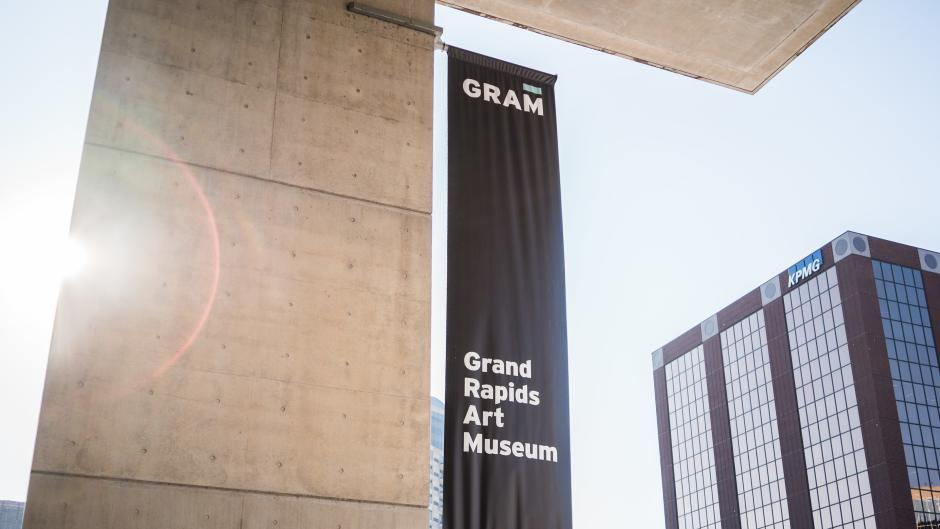 Grand Rapids Art Museum offers several classes and programs for children.