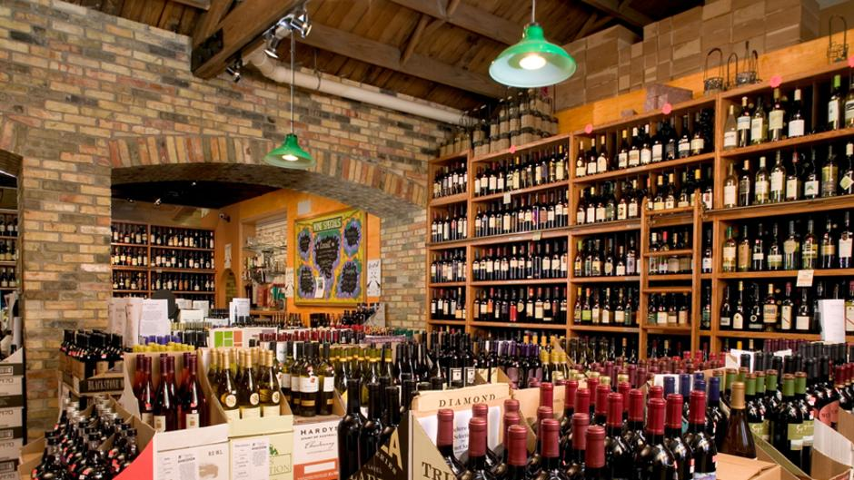 Stop by Martha's Vineyard every Friday from noon to 8PM and every Saturday from 10AM to 6PM to sample their extensive wine selection!