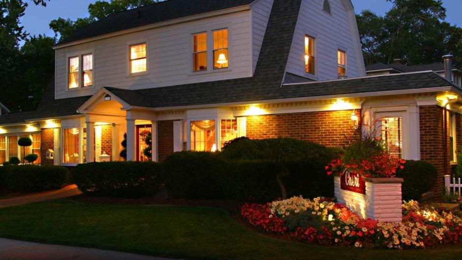 Grandville has many overnight options for visitors, including award-winning Prairieside Suites Luxury Bed and Breakfast.