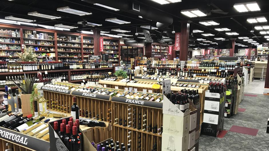 Fantastic wine recommendations in every price range. (Lots of great beer and spirit options, too.)
