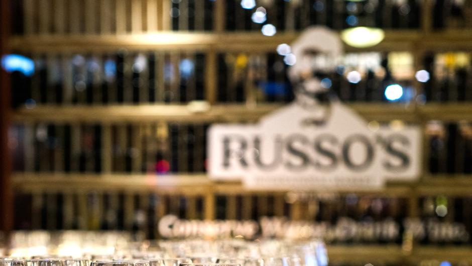 Customers can sip and savor wines at retail price at the wine bar.