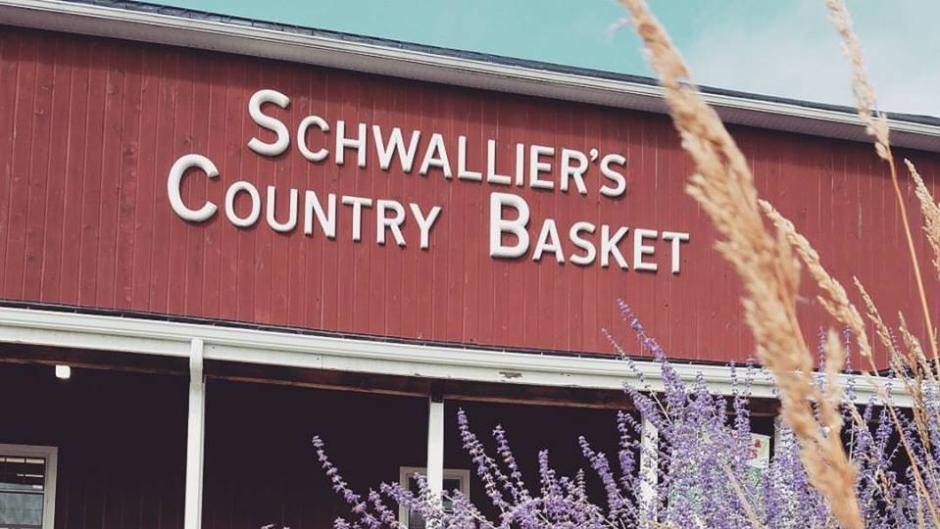 Schwallier's Country Basket