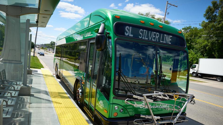 Silver Line BRT