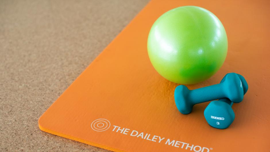 The Dailey Method Eastown offers cycling and barre fitness classes.