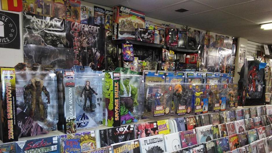 Tardy's Collectors Corner
