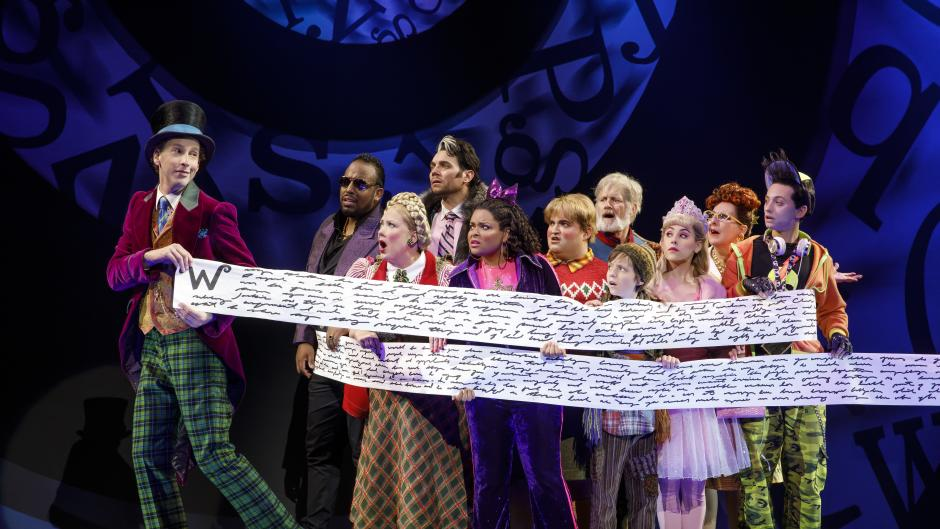 Audiences of all ages can enjoy Broadway Grand Rapids' 2019-20 season, with favorites like Charlie and The Chocolate Factory and The Lion King.