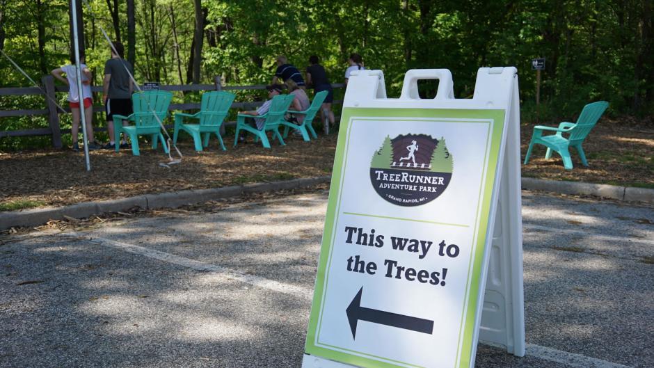 TreeRunner Adventure Park
