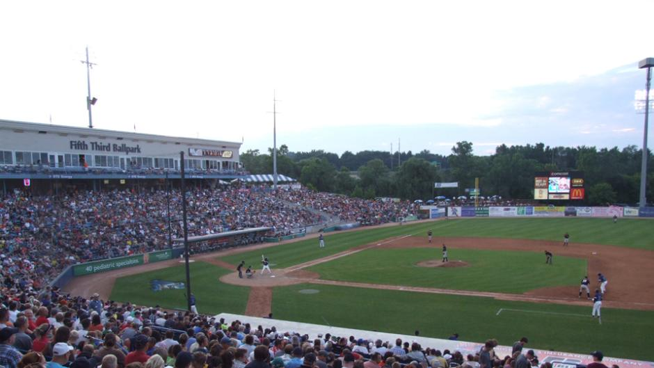 What do you look forward to the most at West Michigan Whitecaps games?