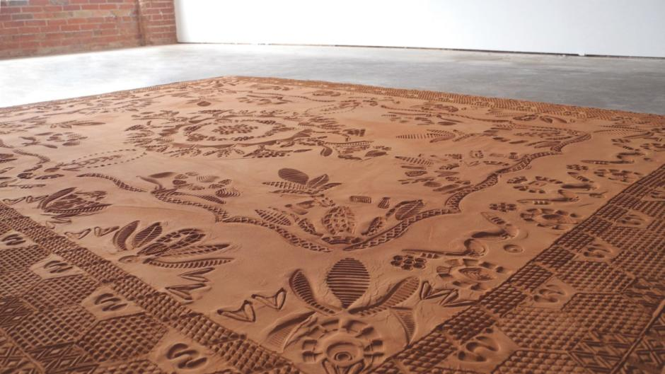 ArtPrize Pitch Night - Red Dirt Rug