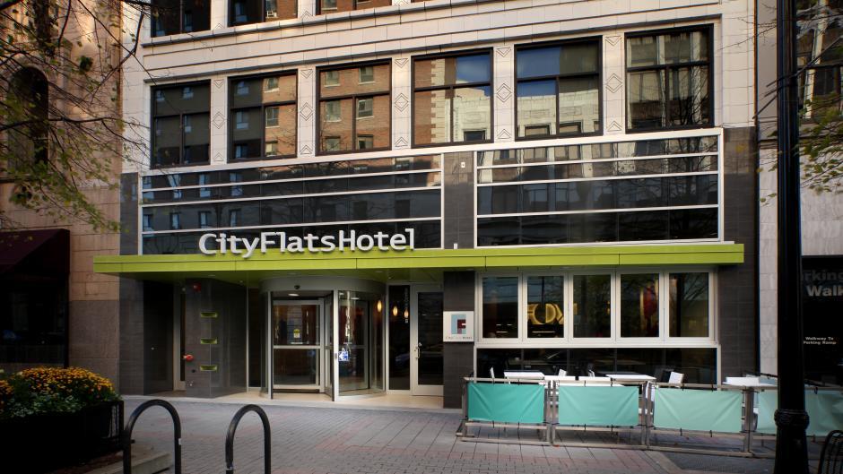 City Flats Hotel